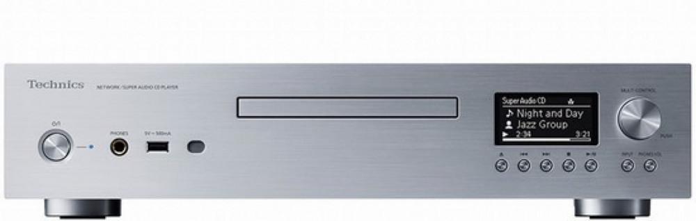 Technics SL G700 Silver