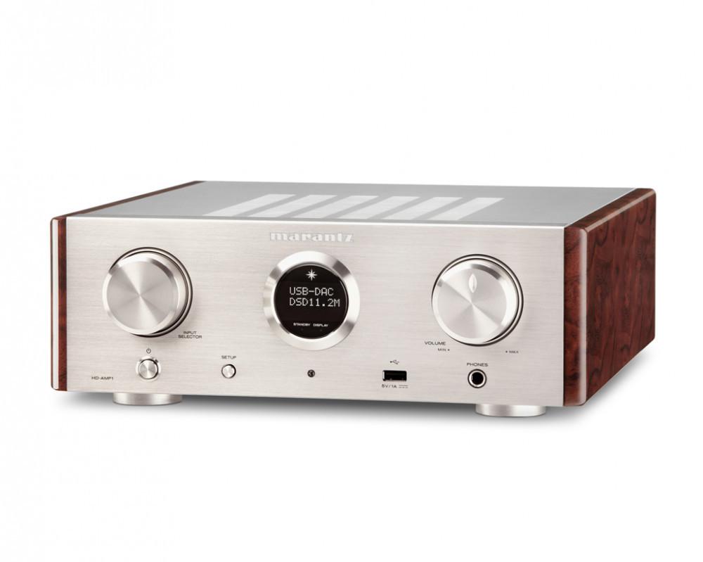 Marantz HD-AMP1 B-stock Silver