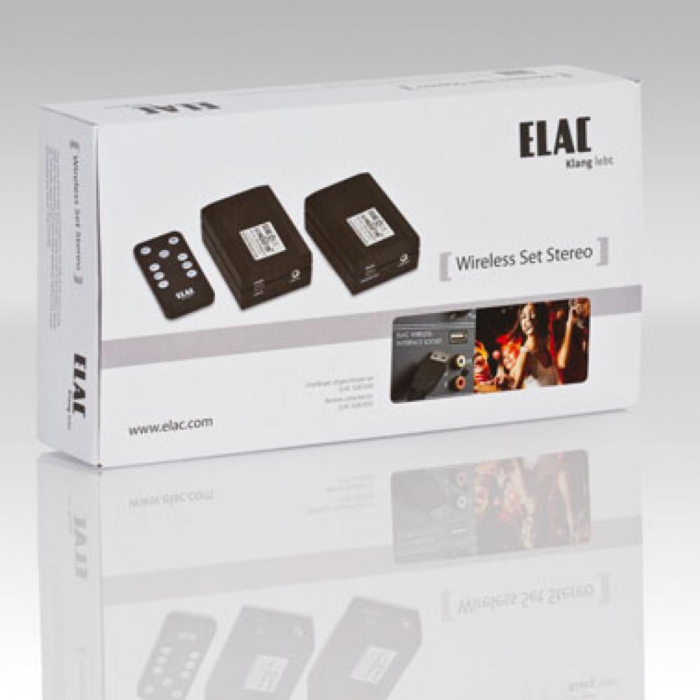 Elac Wireless stereo set