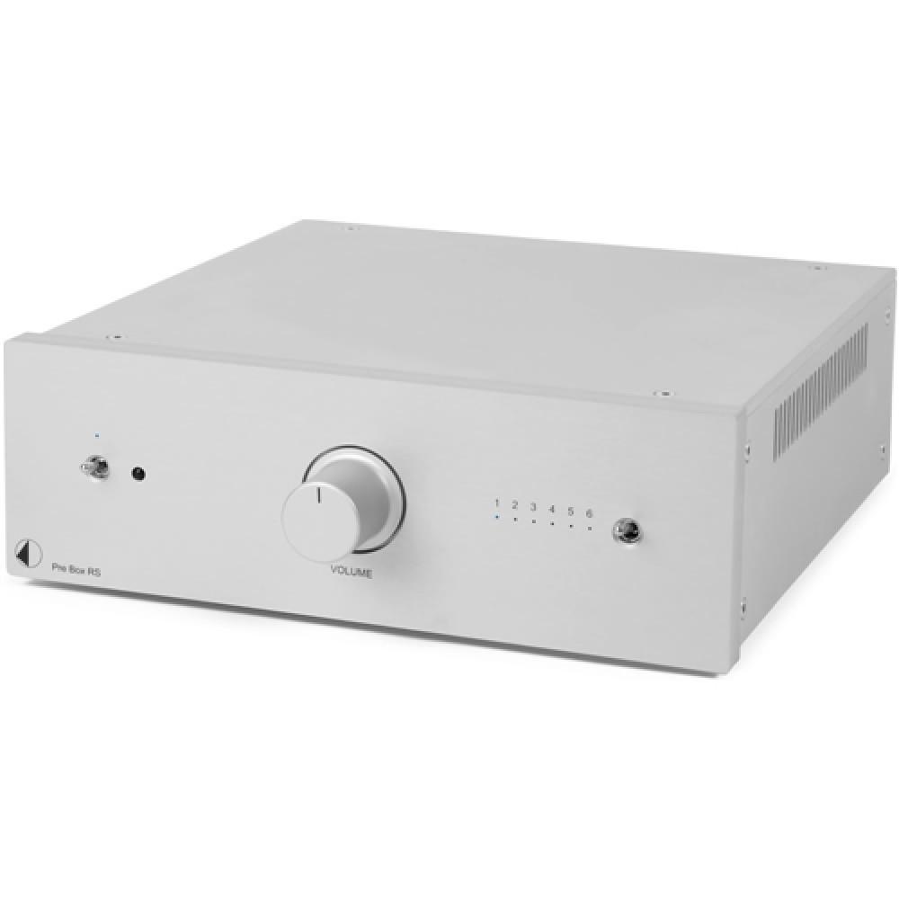 Pro-Ject Pre box RS Silver