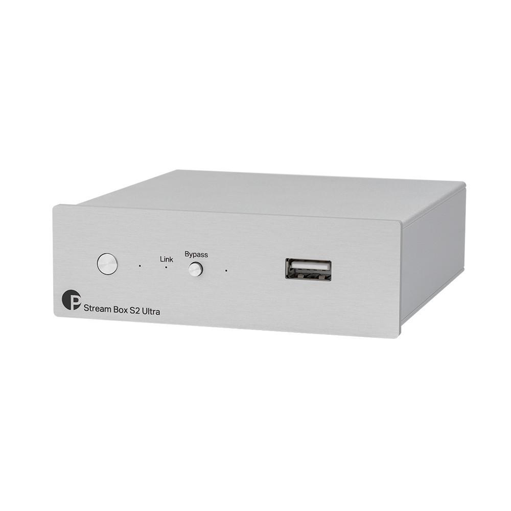 Pro-Ject Stream Box S2 Ultra B-stock Silver