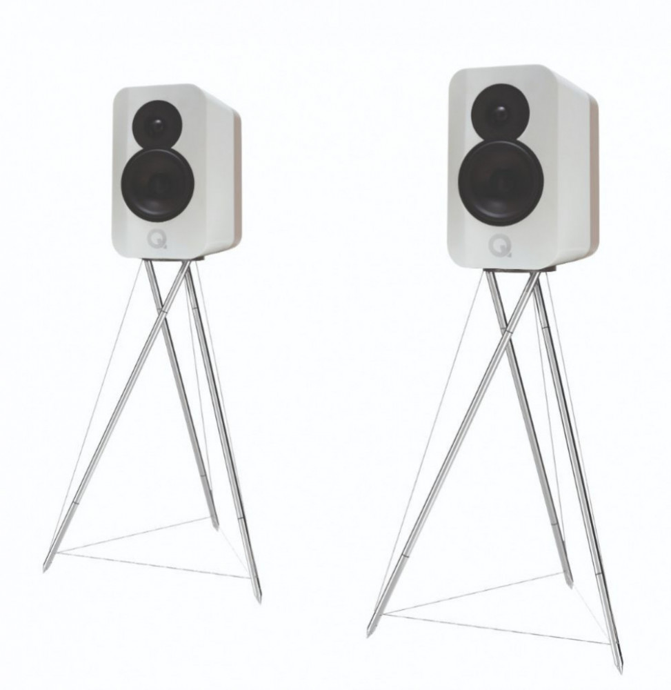 Q Acoustics Concept 300 inkl Tensegrity Stand