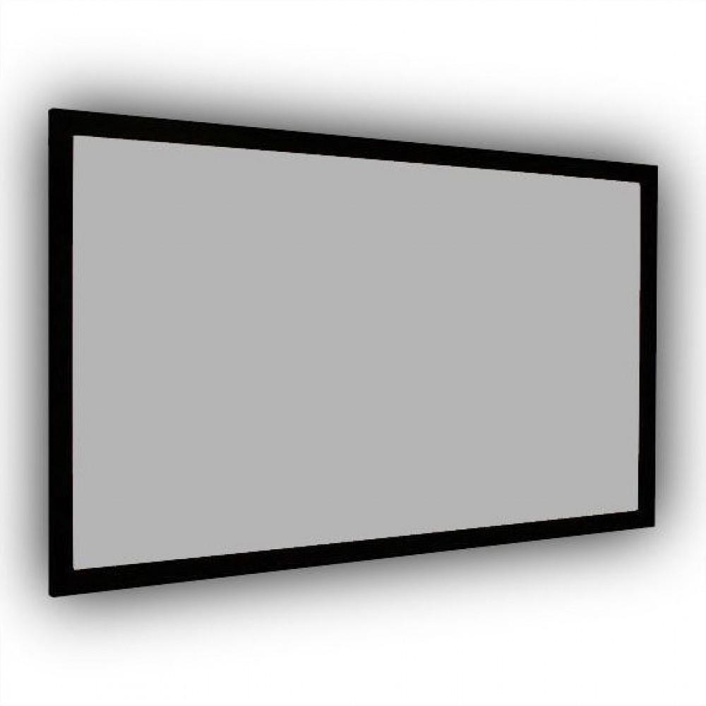 Euroscreen VLSD230-C ramspänd 2.35:1 format med ReAct 3.0 duk 230 cm bred