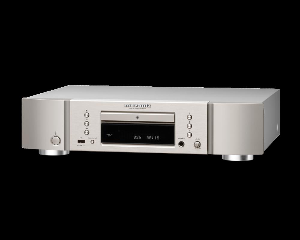 Marantz CD 6007 Silver/guld
