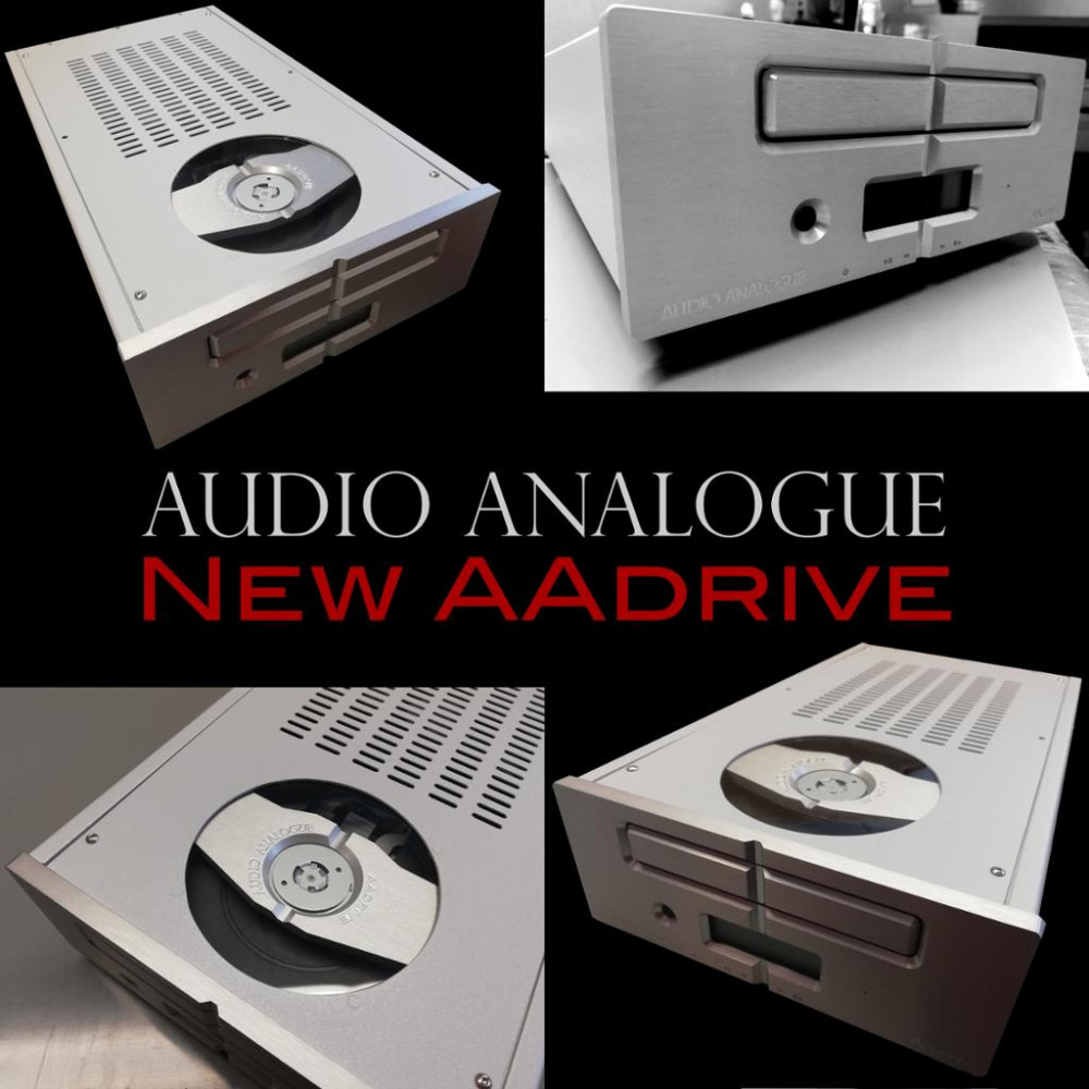 Audio Analogue AADrive