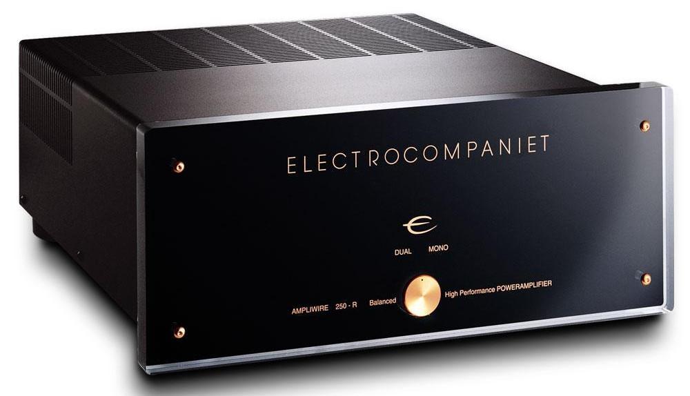 Electrocompaniet AW 250 R Stereo slutsteg