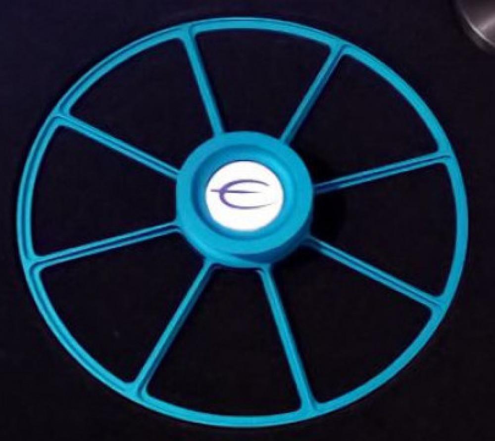 Electrocompaniet Spiderclamp blå