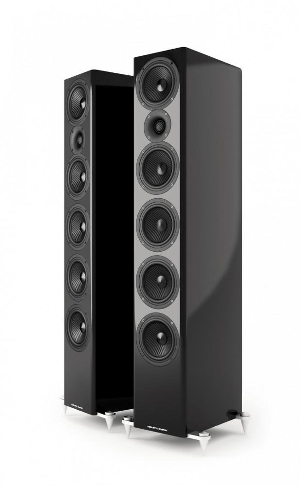 Acoustic Energy AE 520 Pianosvart