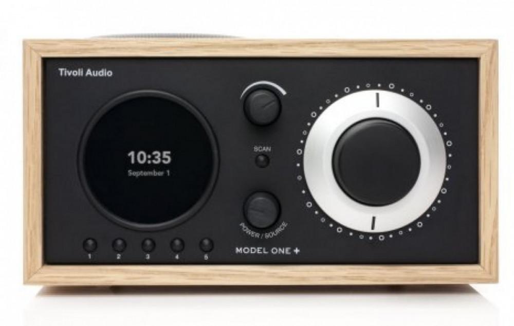 Tivoli Audio Model One + Ek/svart
