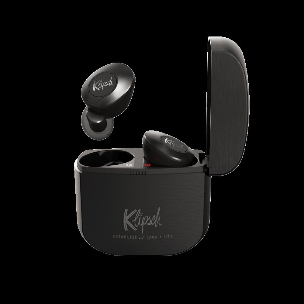 Klipsch T5 II True Wireless Svart