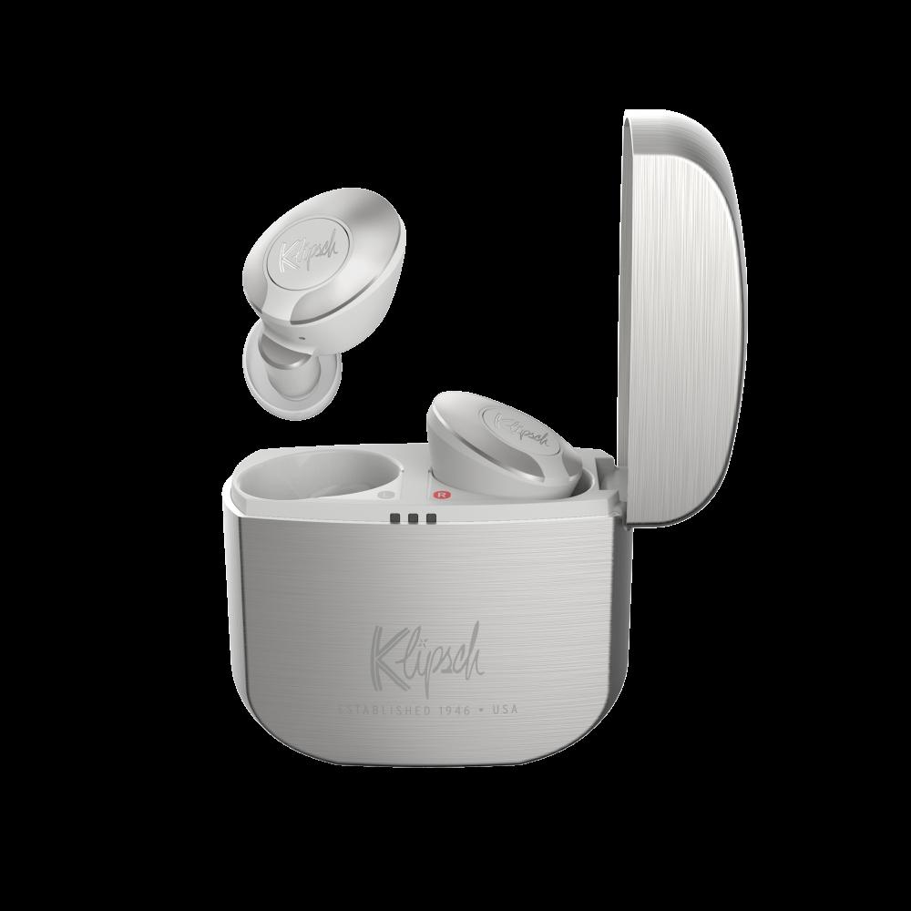 Klipsch T5 II True Wireless Silver