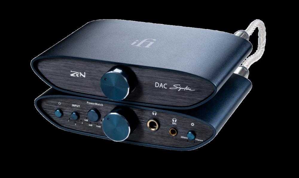 ifi-audio Zen Signature DAC+CAN set