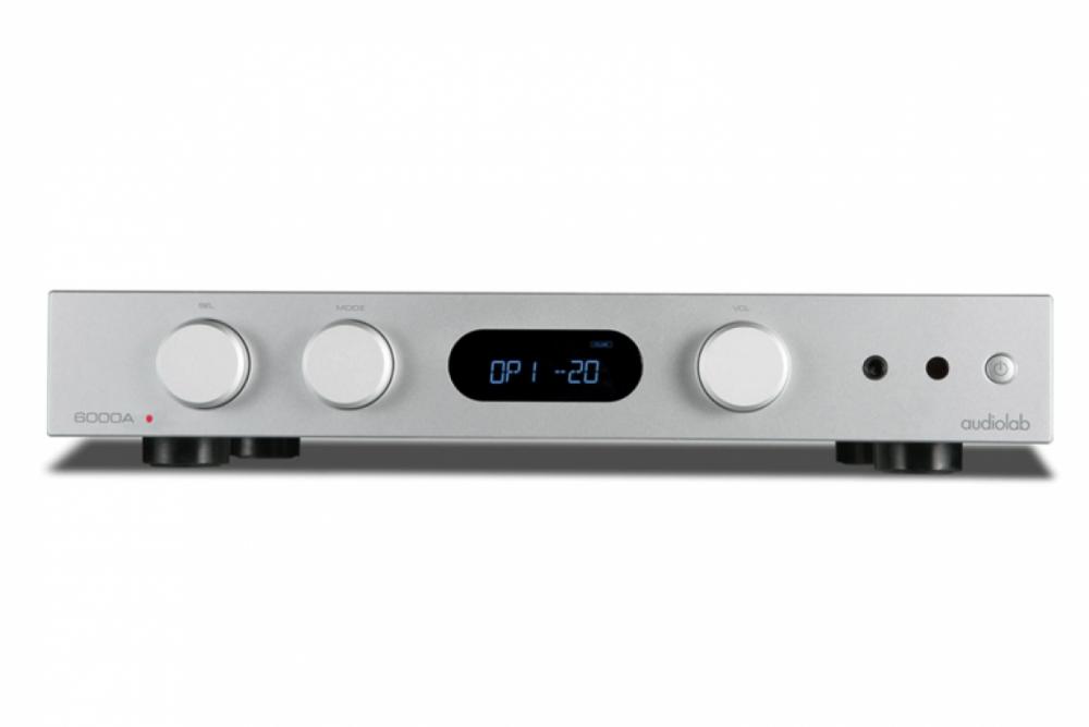 Audiolab 6000A Silver