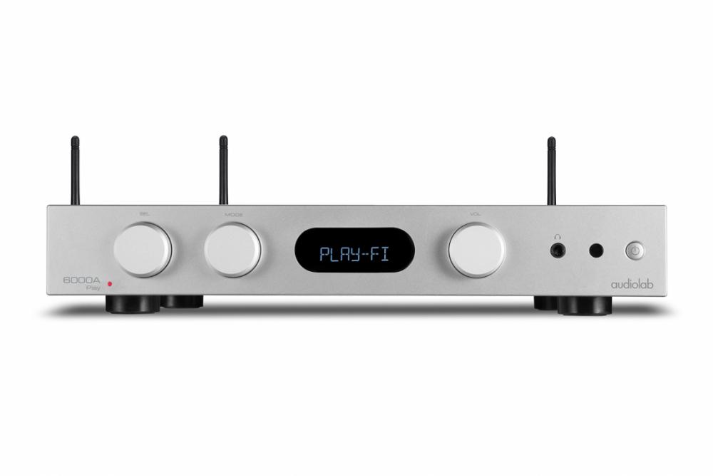 Audiolab 6000A play Silver