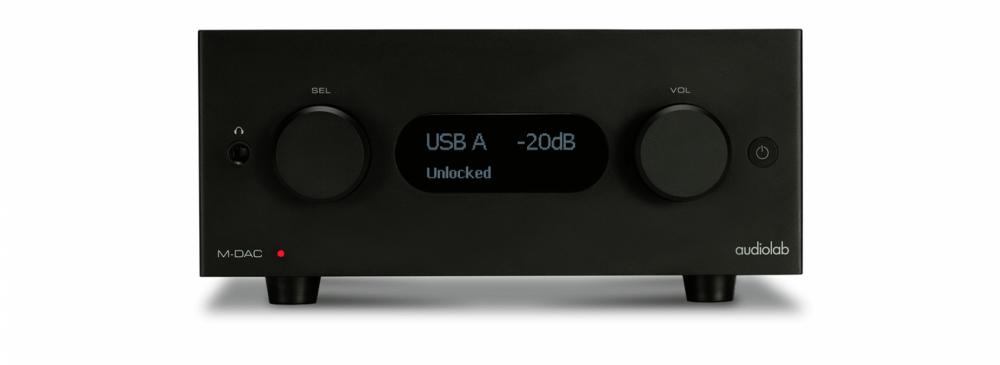 Audiolab M-DAC+ Svart