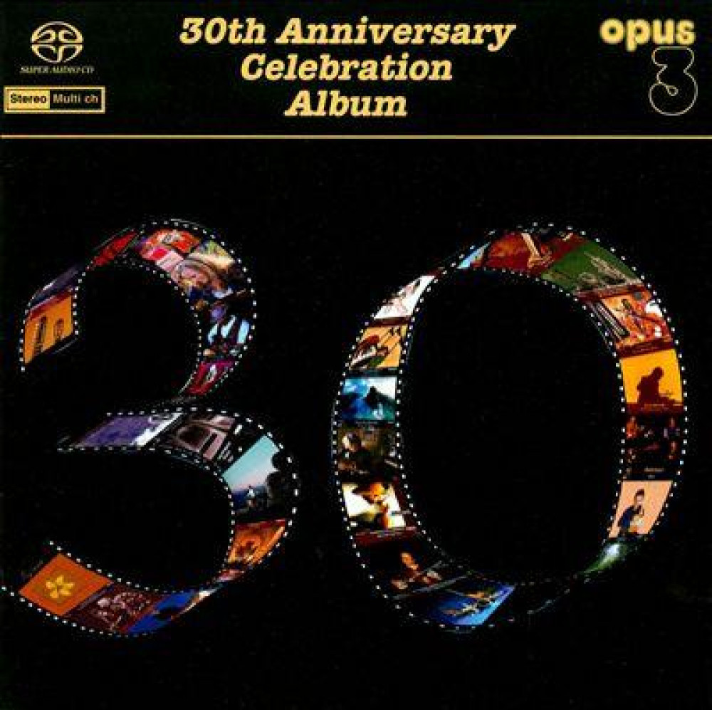 Övriga Opus3 30th Anniversary Celebration Album SACD/CD