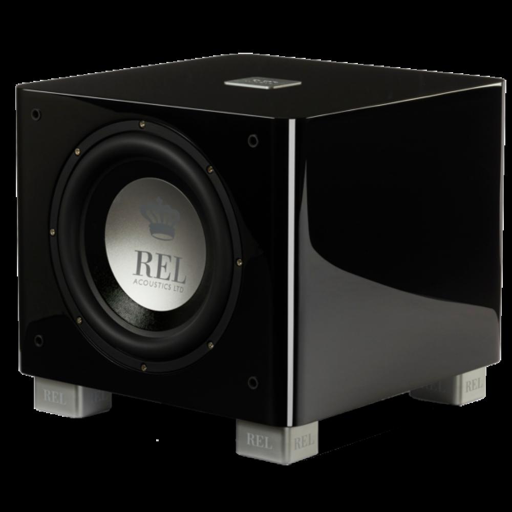 REL Acoustics T9 X Pianosvart