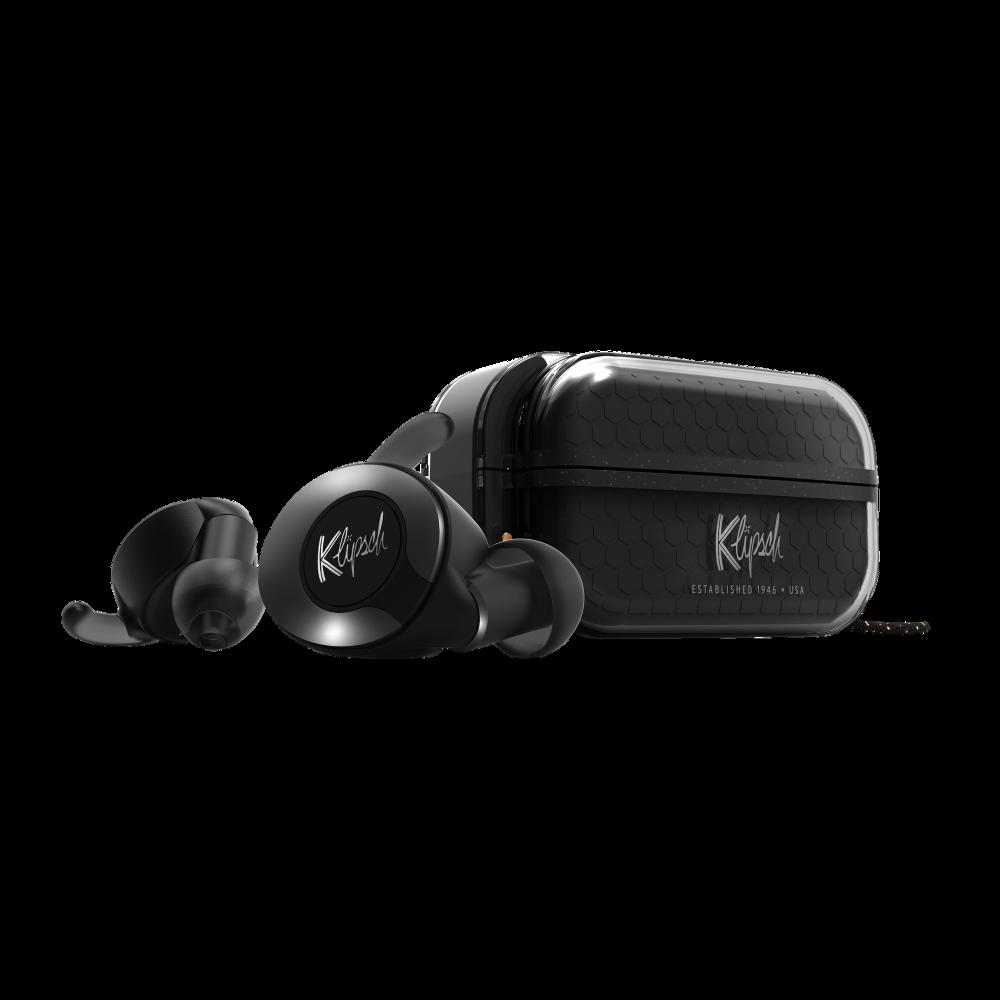 Klipsch T5 II True Wireless Sport Svart