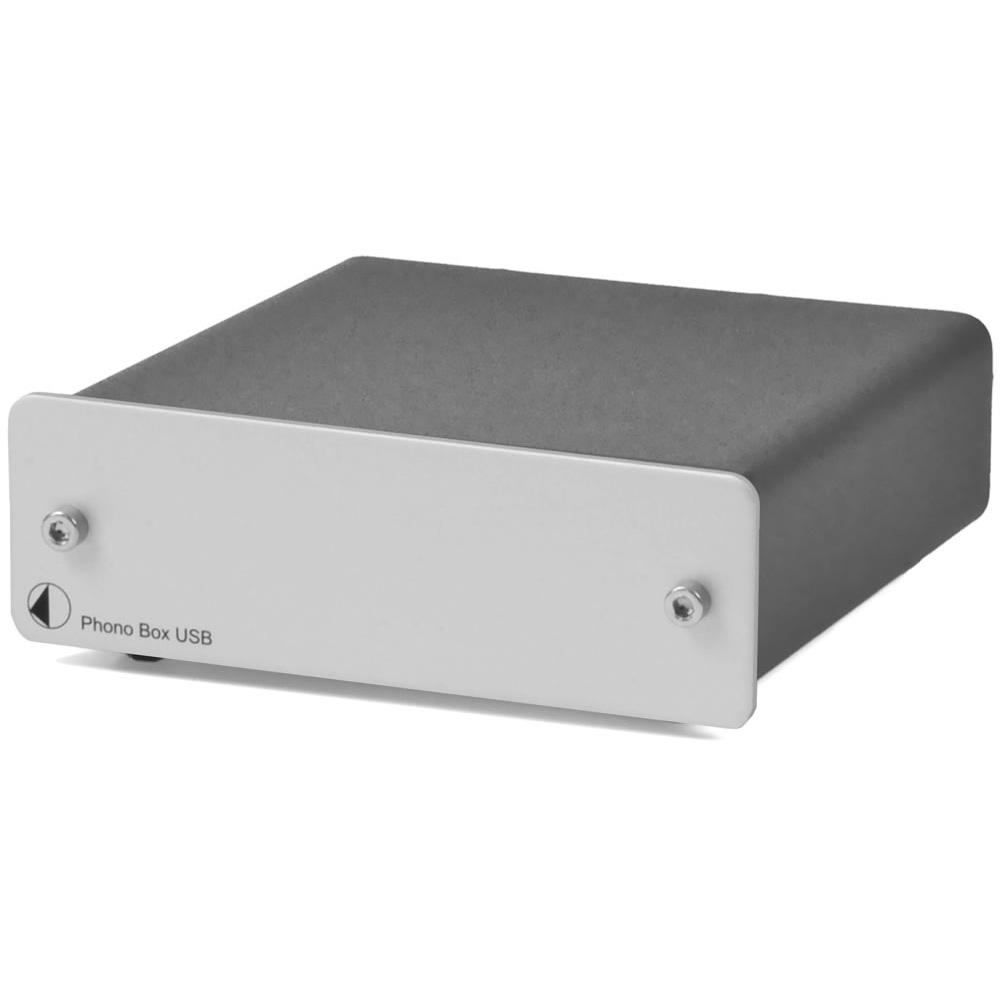 Pro-Ject Phono-Box USB  Silver