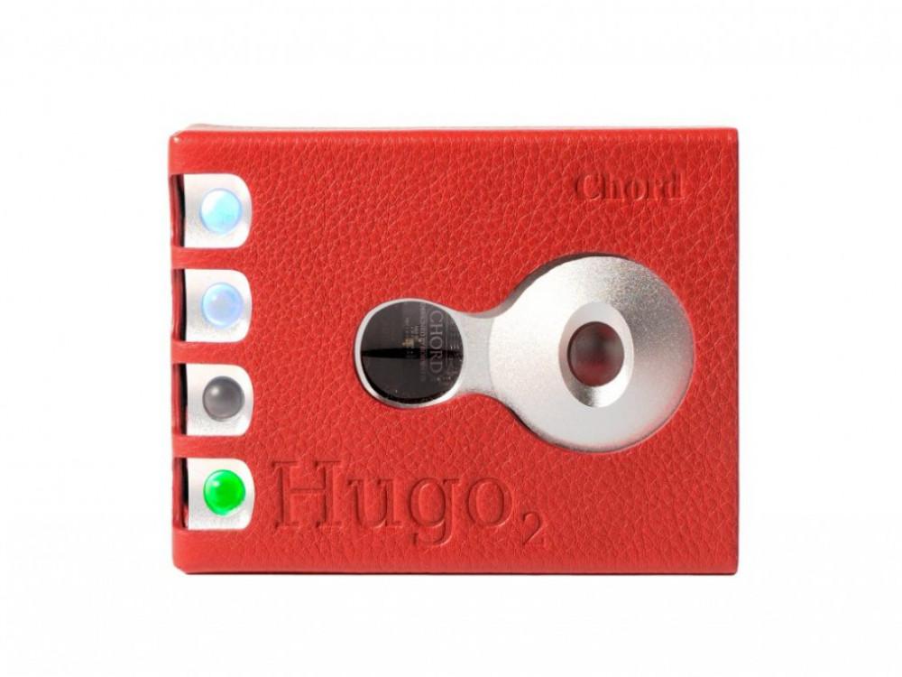 Chord Electronics Hugo 2 Premium Leather Case Oxblod