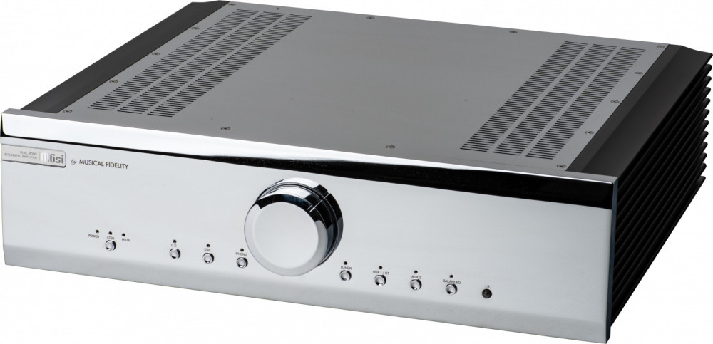 Musical Fidelity M6si Chrome Special edition