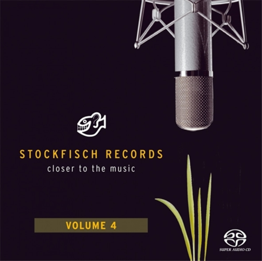 Stockfisch Closer to the music SACD/CD vol.4