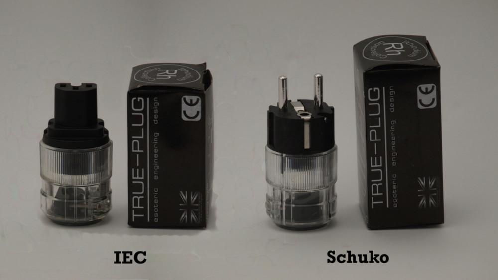 True Colours Industries (TCI) True-Plug Rhodium
