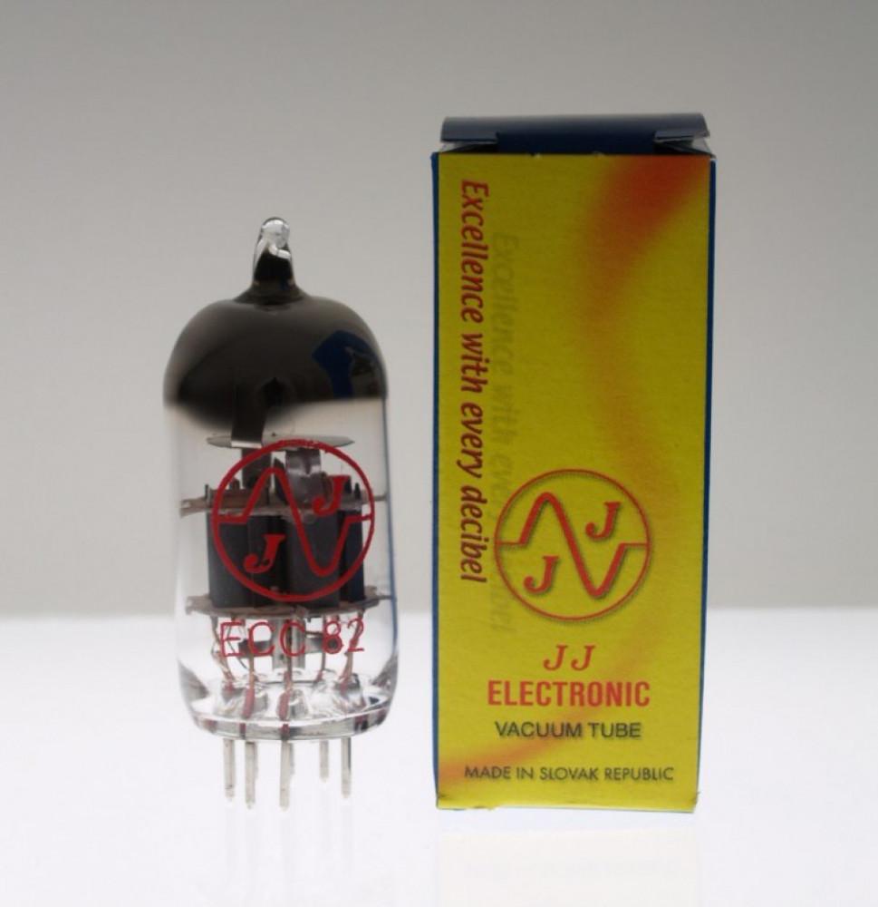 JJ Electronics ECC82