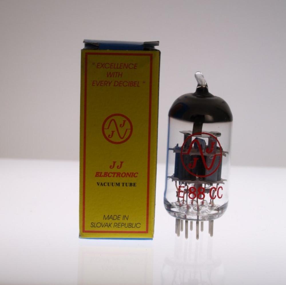 JJ Electronics E88CC