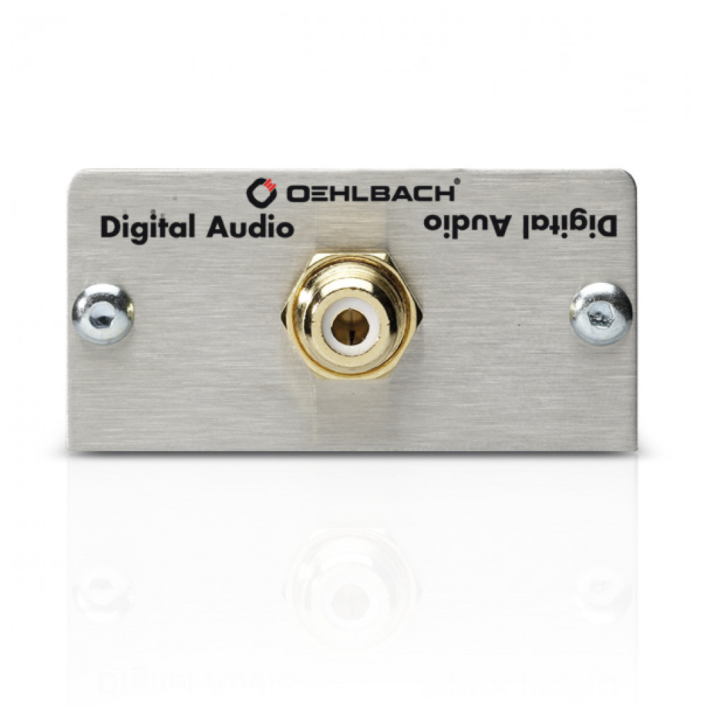 Oehlbach Multimedia Tray-C Digital Audio