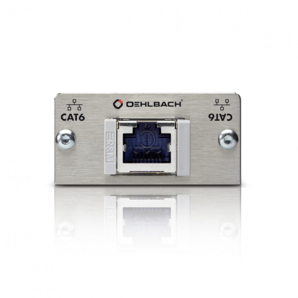 Oehlbach Multimedia Tray-C Cat6