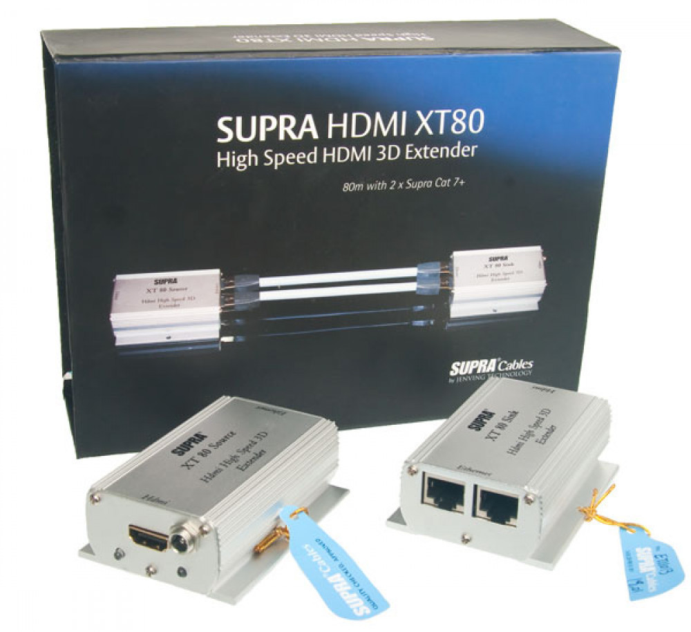 Supra Extender XT80 HDMI