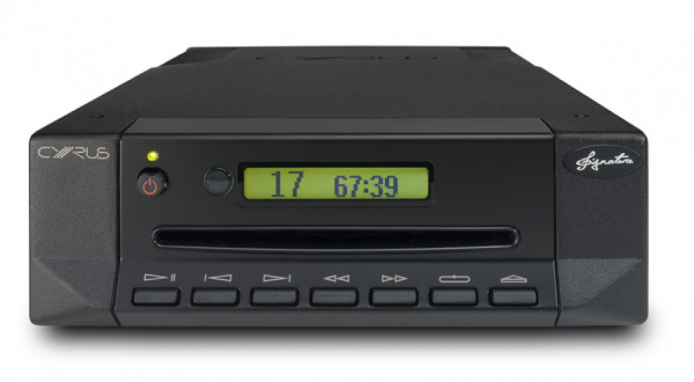 Cyrus Audio Cyrus CD Xt Signature