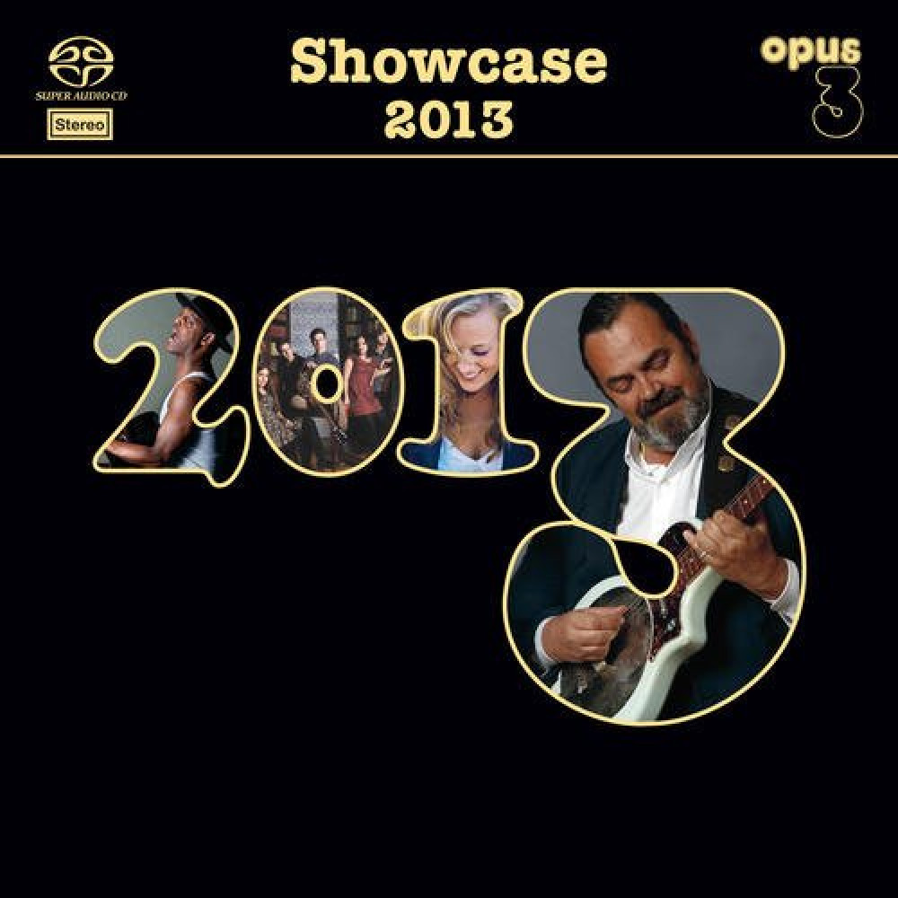 Övriga Opus3 Showcase 2013 SACD/CD