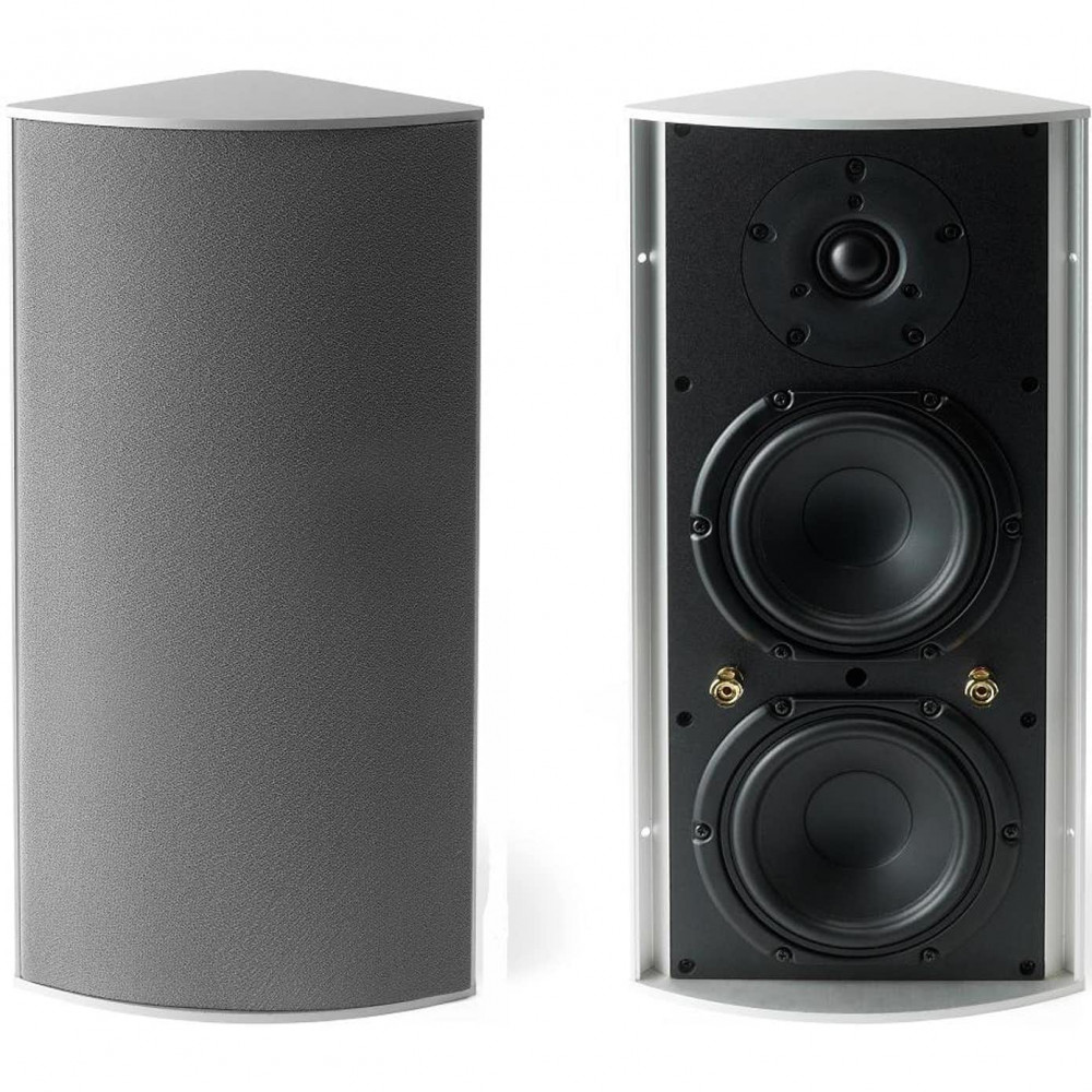 Cornered Audio C5 Aluminium - en styck