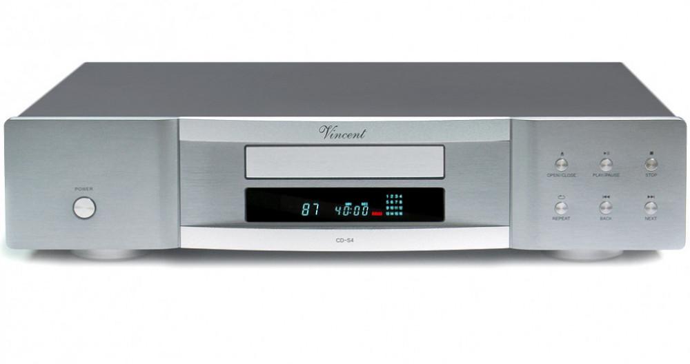 Vincent CD-S4 Titan/silver