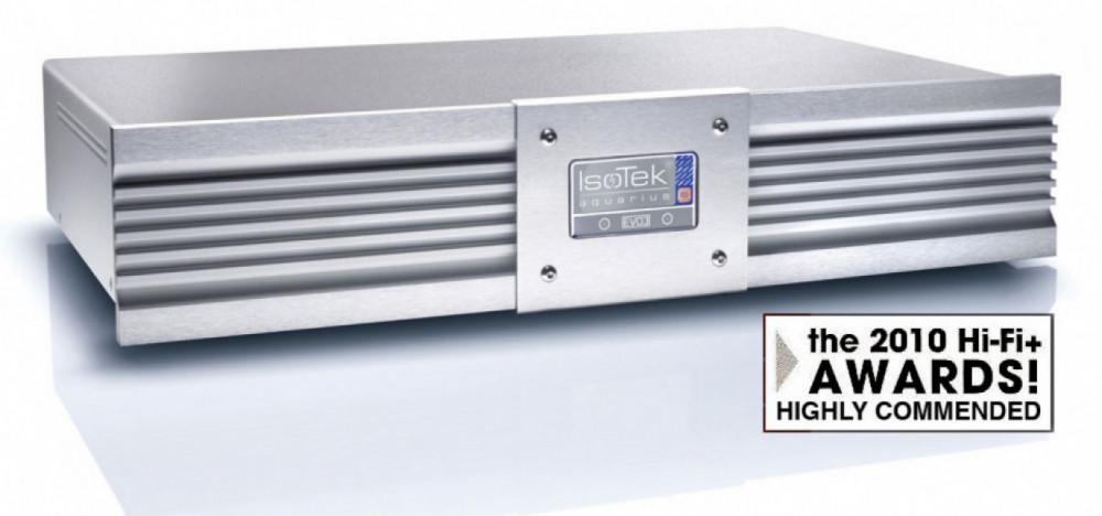 Isotek Aquarius inkl. Premier kabel Silver