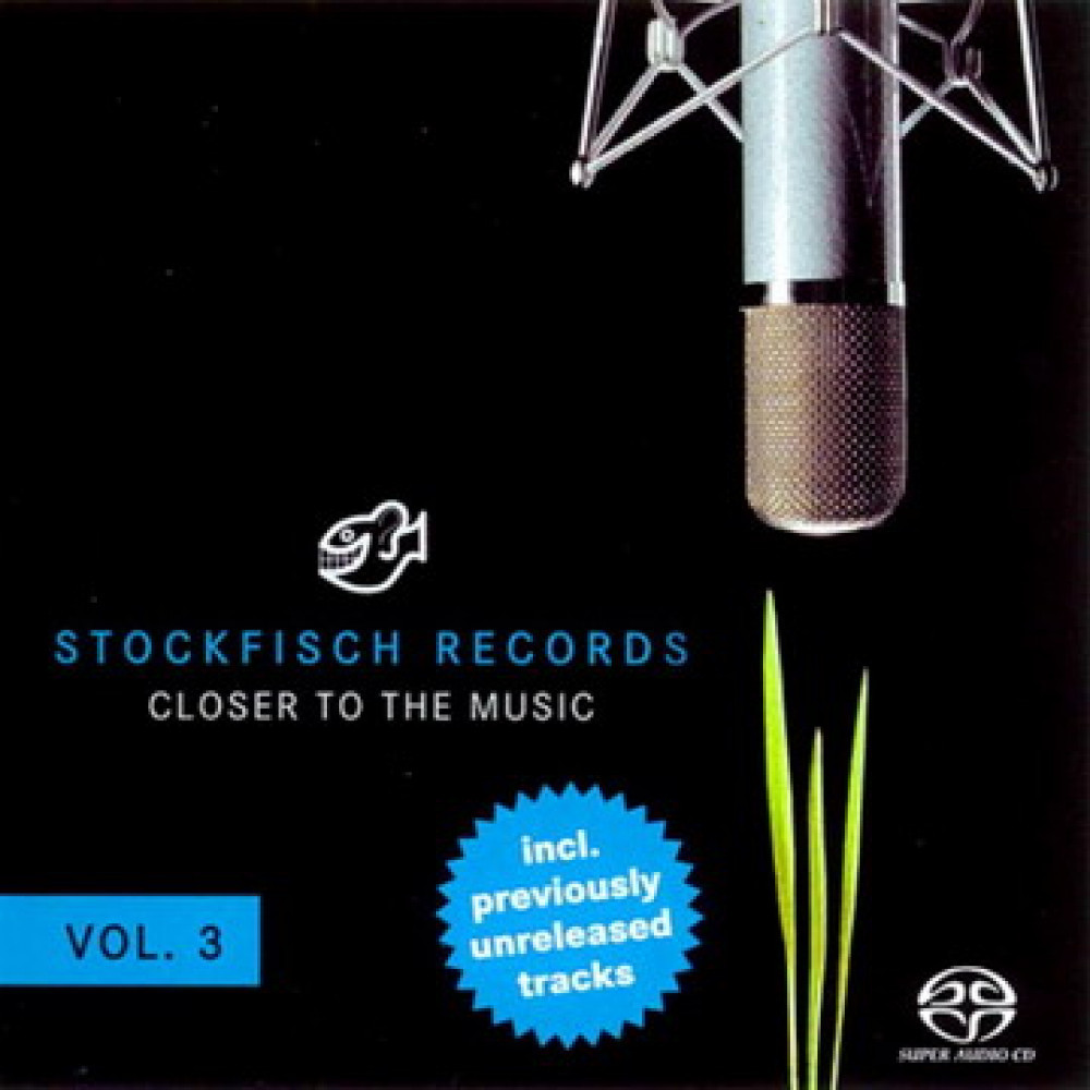 Stockfisch Closer to the music SACD/CD vol.3