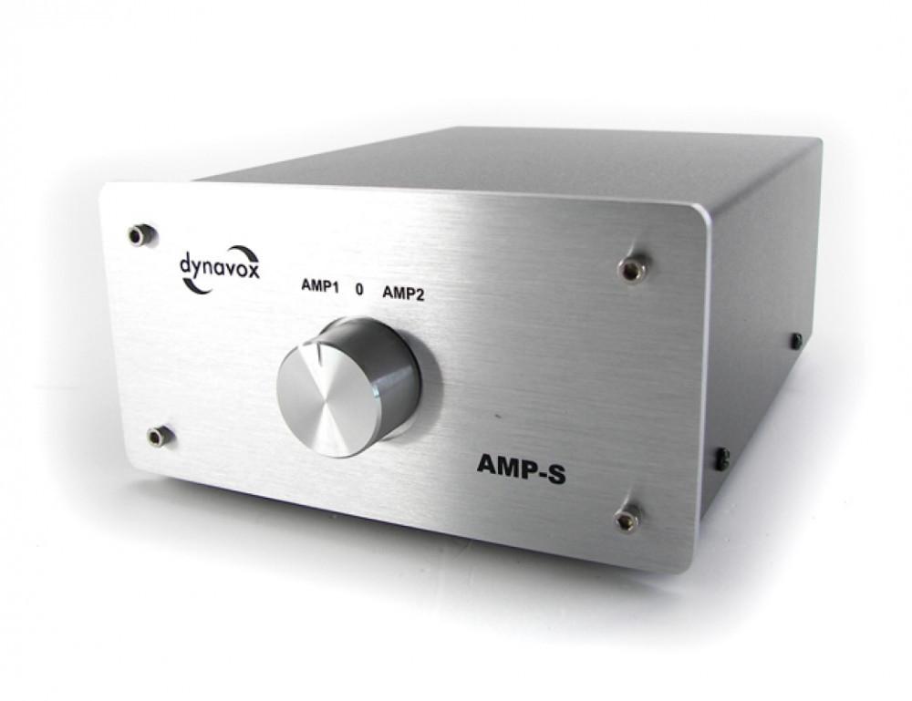 Dynavox Amp-S Silver