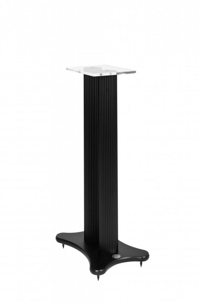 Solid Tech Model 3 -Radius Stand 62cm med svart  bas och svart bottenplatta