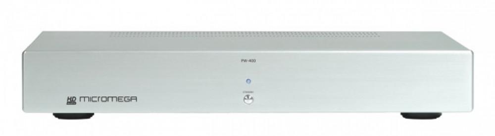 Micromega PW 400 Silver