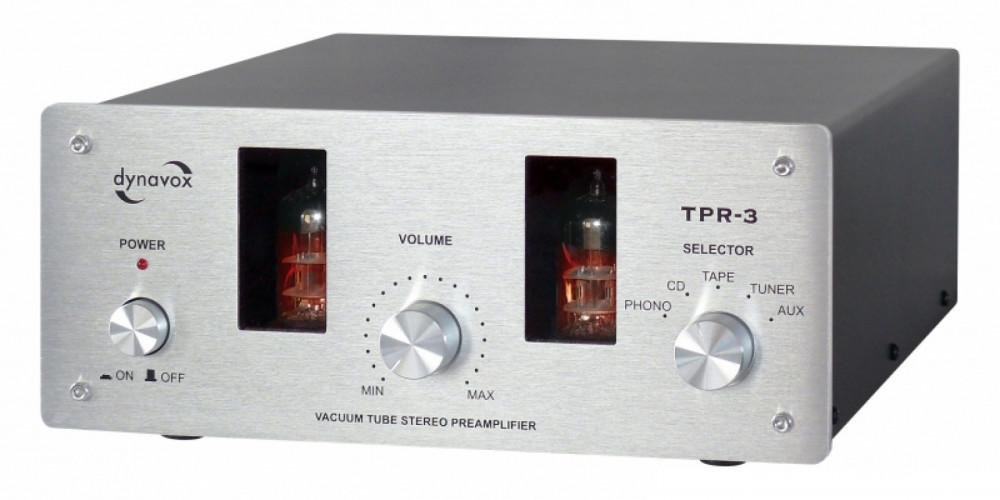 Dynavox TPR-3 Silver