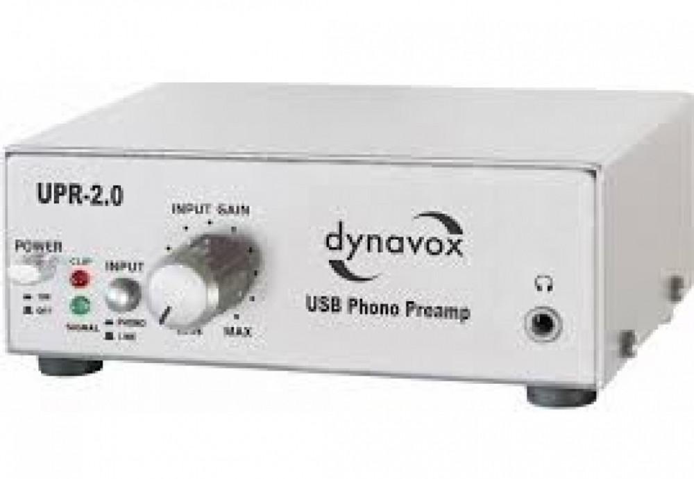 Dynavox UPR 2.0 Silver