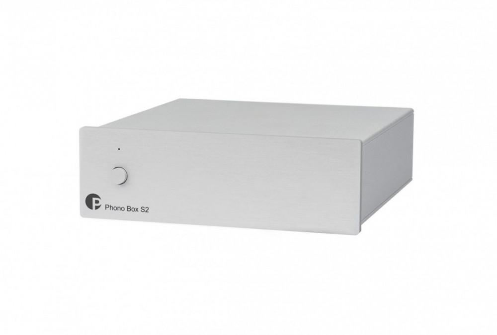 Pro-Ject Phono-Box S2 Silver