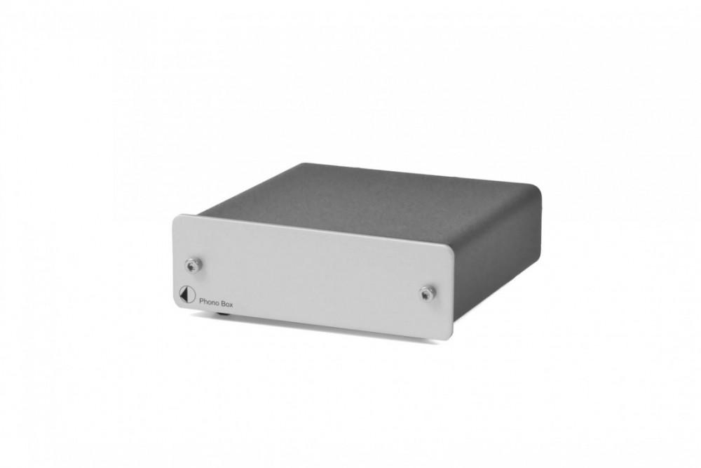 Pro-Ject Phono-Box Silver