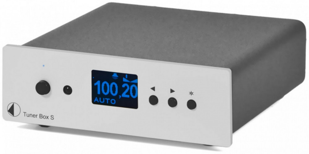 Pro-Ject Tuner-Box S Silver