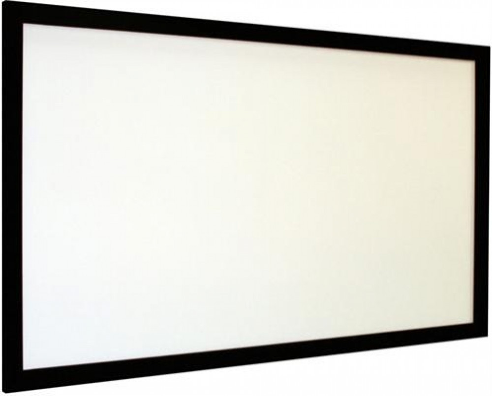 Euroscreen Frame-Vision Light FlexWhite