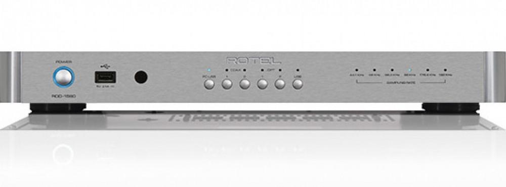 Rotel RDD-1580 Silver