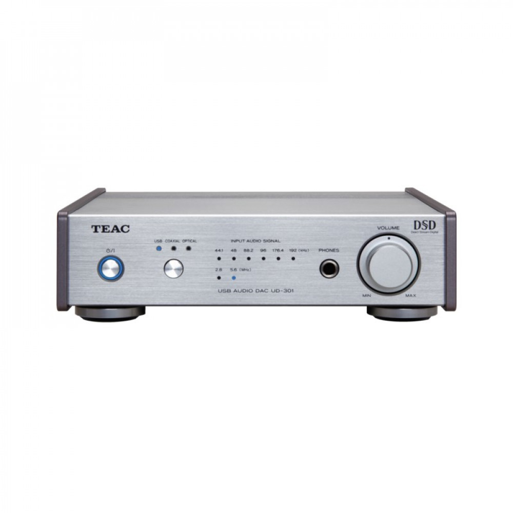 Teac UD-301 X Silver