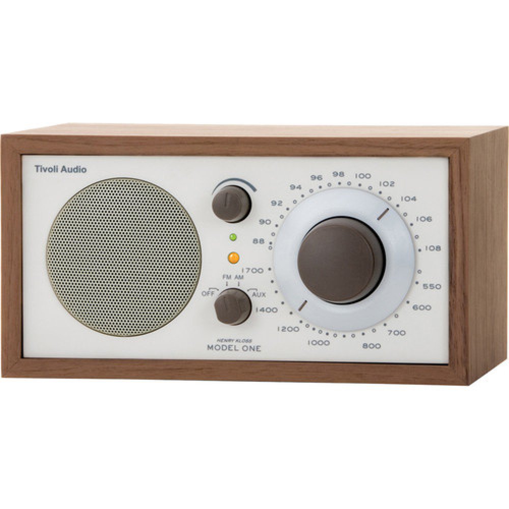 Tivoli Audio Model One Klassisk valnöt